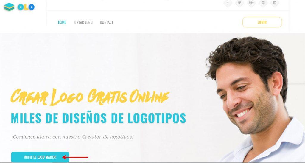 crear logo gratis paso 1