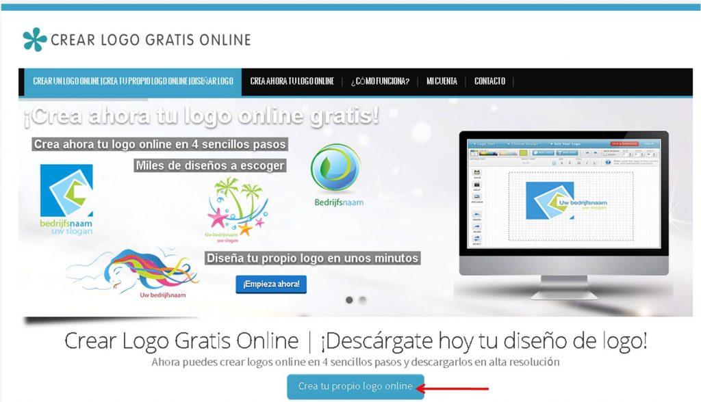 Dise O De Logos Online Gratis En Espa Ol Casa Dise O