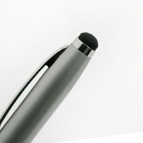 Boligrafo-Beker-plateado-punta