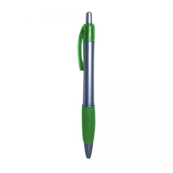 Boligrafo-plastico-LIN-verde