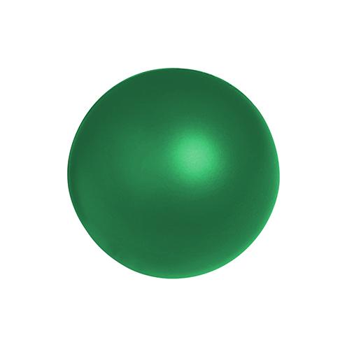pelota antiestres verde