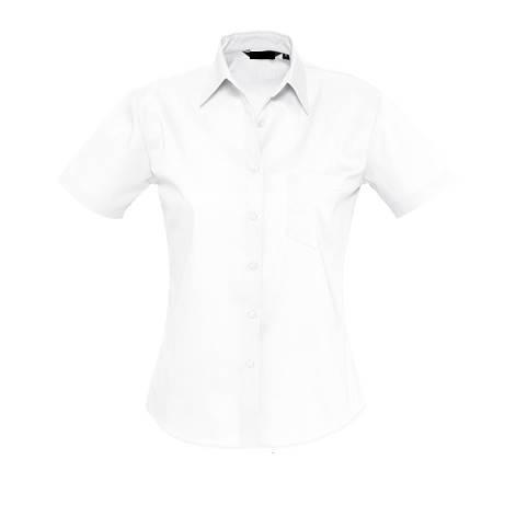 Camisa Bles Chica MC Blanco