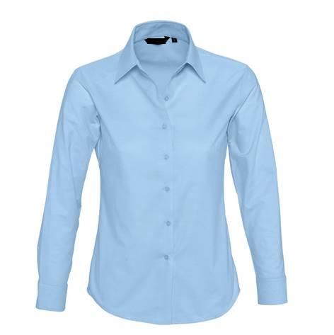 Camisa Premium Chica Azul
