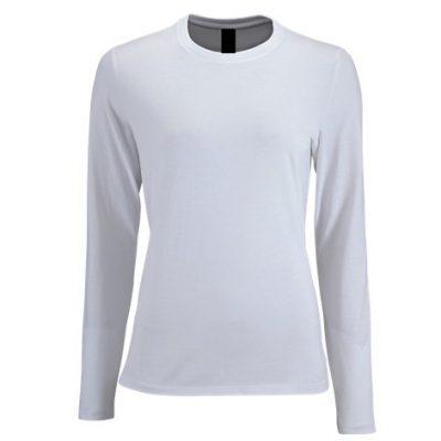 Camiseta Chica Blanco