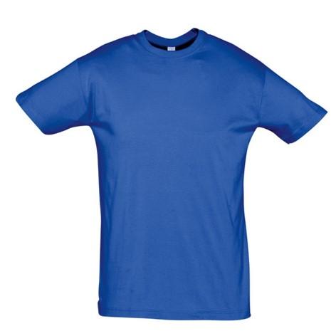 Camiseta Chico Azul Royal