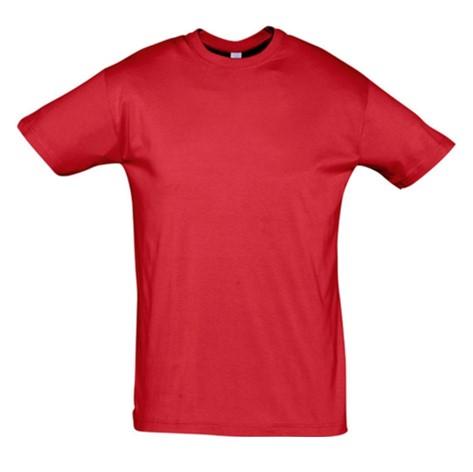Camiseta Chico Rojo