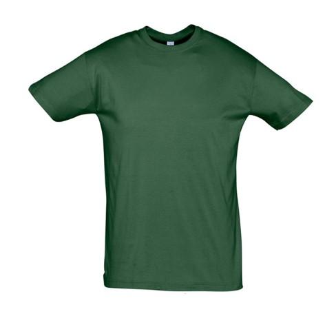Camiseta Chico Verde Botella
