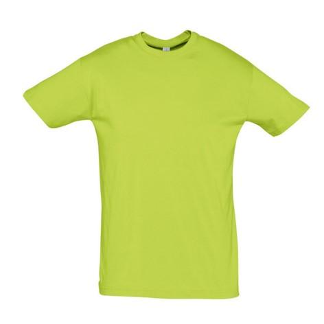 Camiseta Chico Verde Manzana