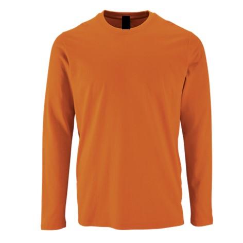 Camiseta Chico Naranja