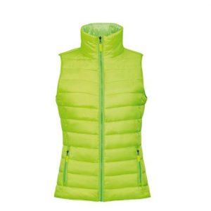 Chaleco High Chica Verde Fluor